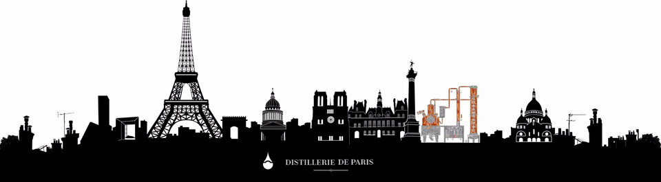 Distillerie de Paris Skyline